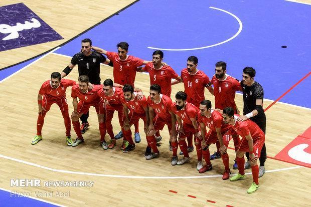 شمسایی: بی تدبیری باعث لغو بازی تیم ملی فوتسال ایران با برزیل شد
