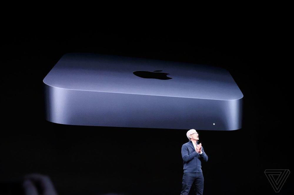 رونمایی از مک مینی جدید 2018 اپل ، عکس