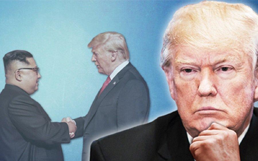 ترامپ آب پاکی را روی دست اون ریخت