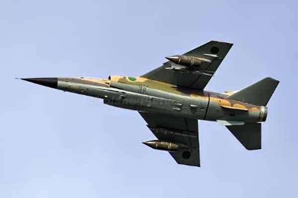 ارتش حفتر یک جنگنده دولت وفاق ملی لیبی را سرنگون کرد