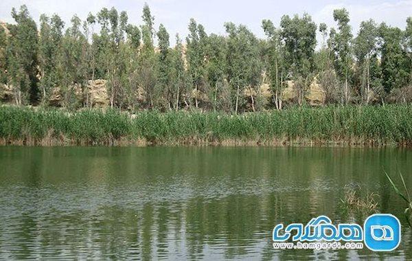 زردابه، تالابی ده هزار ساله در پلدختر
