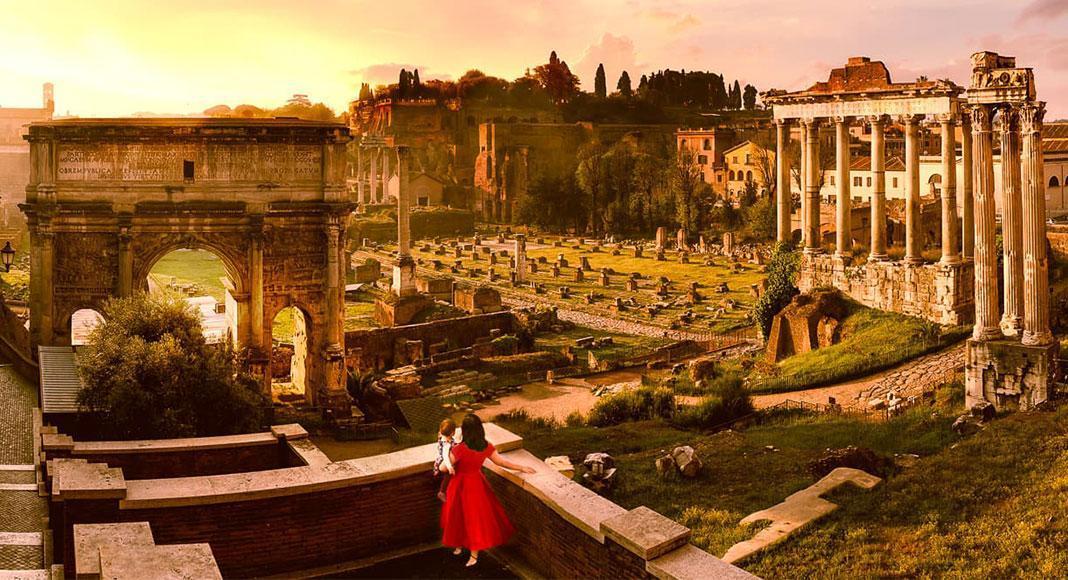 جاذبه های شهر رم ، پایتخت گردشگری جهان &ndash قسمت دوم