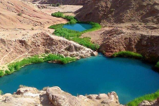 زیرساخت گردشگری دریاچه دوقلوی آبدانان در حال ایجاد است