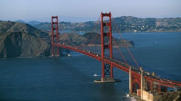 جاذبه های توریستی سان فرانسیسکو