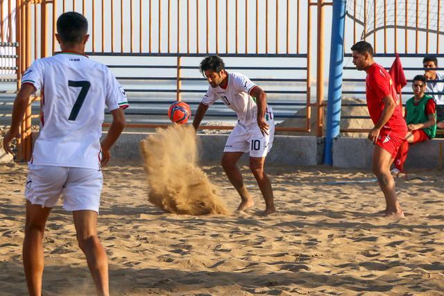 ساحلی بازان ایران رقبای آسیایی خود را شناختند