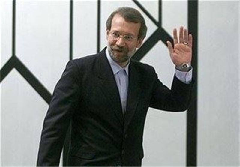 لاریجانی تهران را به مقصد هند ترک کرد
