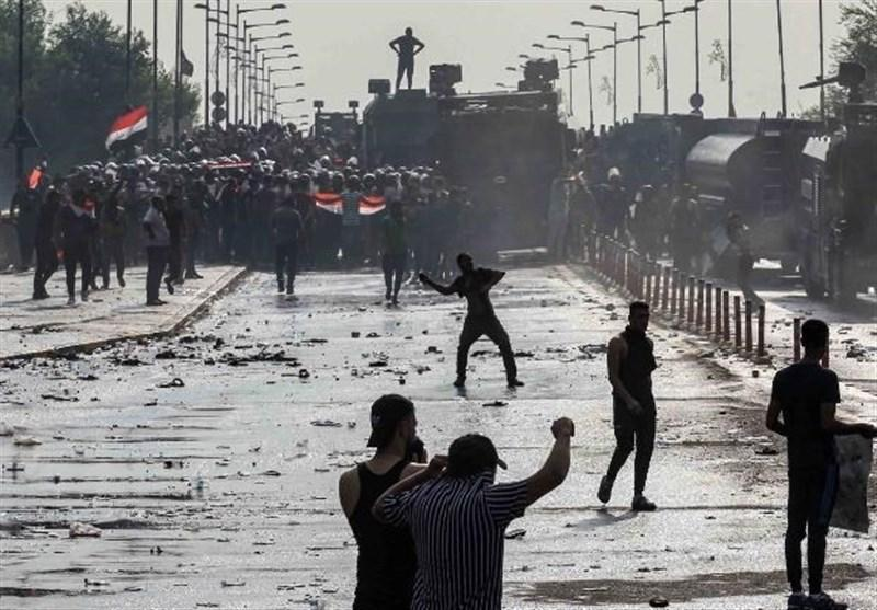 یک نماینده مجلس بیان کرد: نقش دلارهای غربی- عربی در آشوب های عراق