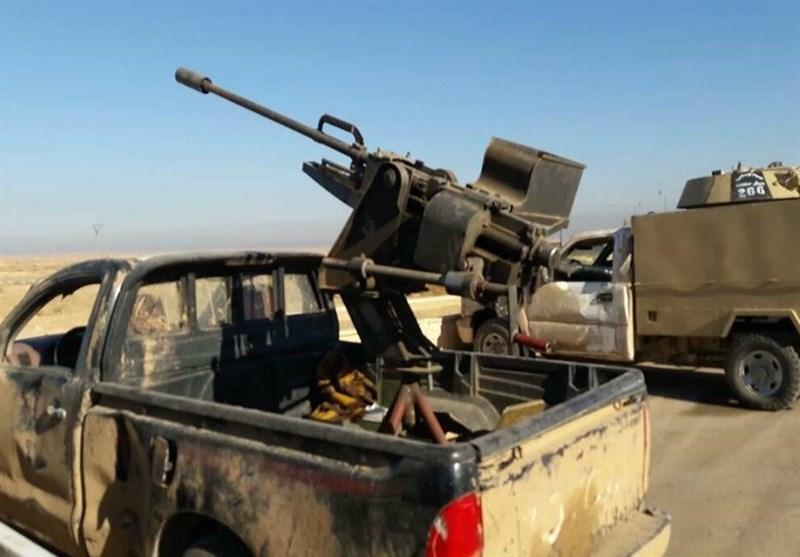 حمله عناصر ناشناس به پایگاه آمریکایی در حومه دیرالزور