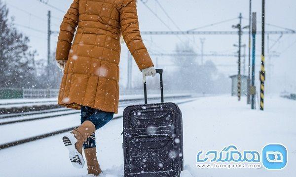 نکات سلامت و بهداشت سفر در فصل زمستان