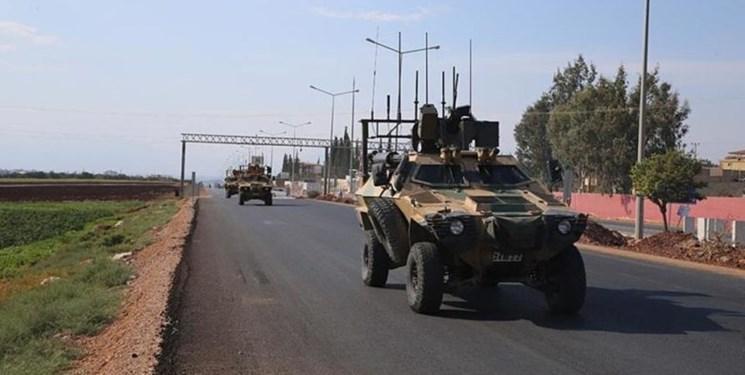 پست دیدبانی ترکیه از سه جهت در محاصره ارتش سوریه نهاده شد