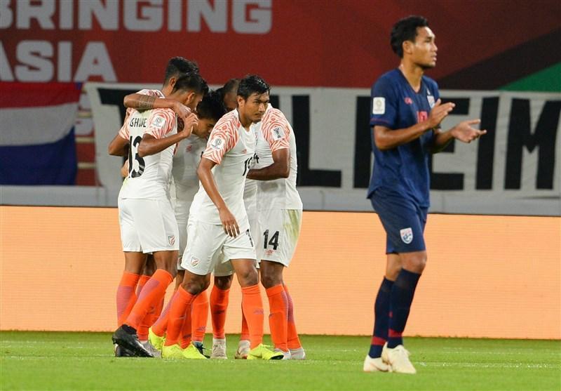 جام ملت های آسیا، برد پرگل هند مقابل تایلند