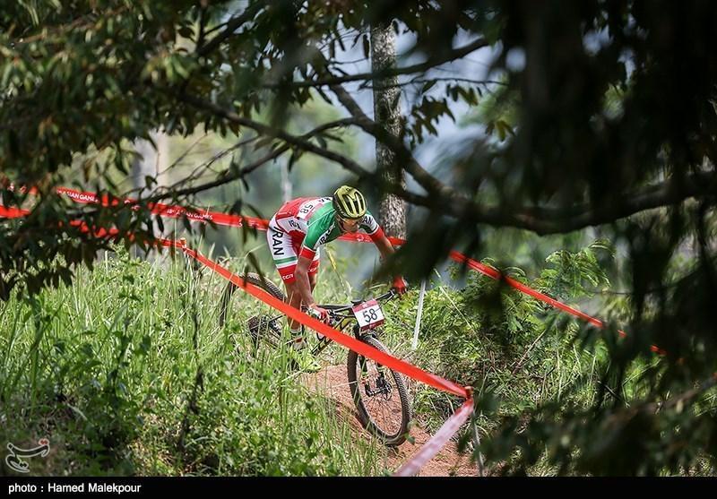 دوچرخه سواری کوهستان قهرمانی آسیا، دست 2 ملی پوش ایران به مدال کراس کانتری نرسید