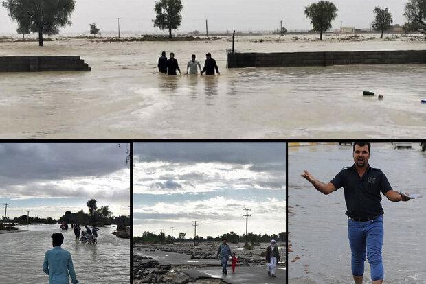 گزارش جدید از سیلابهای اخیر به رئیس جمهور ارائه شد