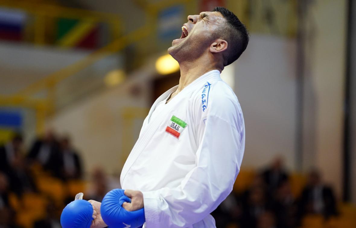 کاراته کا های ایران به 6 مدال و یک سهمیه المپیک رسیدند