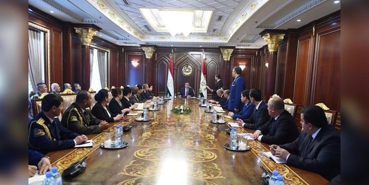 دبیر جدید شورای امنیت تاجیکستان منصوب شد