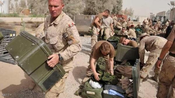 کانادا یاری و آموزش نظامی به پیشمرگ های عراق را متوقف کرد