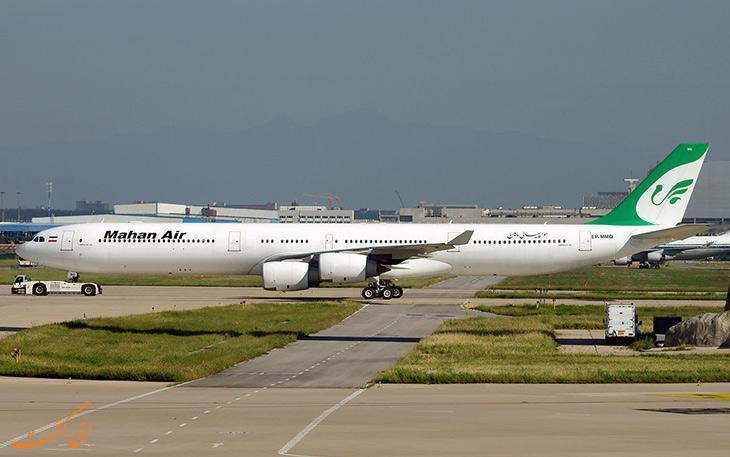 راه اندازی پرواز مستقیم تهران به کاراکاس با هواپیمایی ماهان