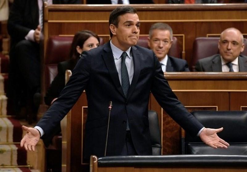 کوشش نخست وزیر اسپانیا برای تمدید دوباره مقررات منع آمد و شد در این کشور