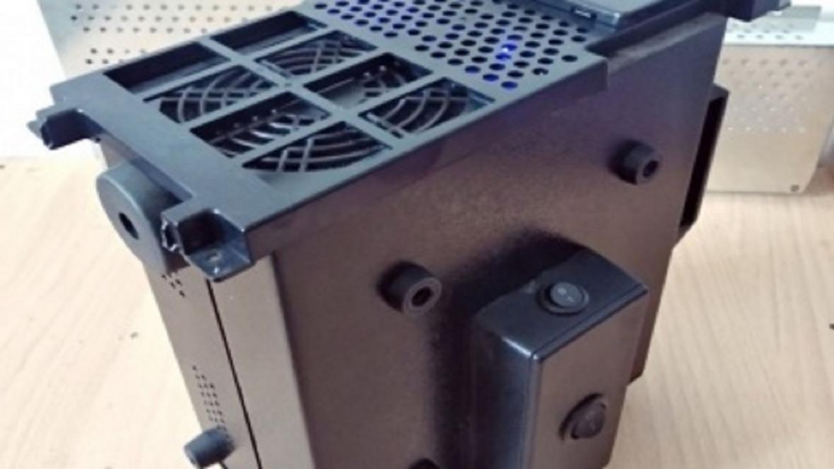 ساخت سیستم ماژولار تصفیه کننده هوا و محیط از عوامل بیماری زا