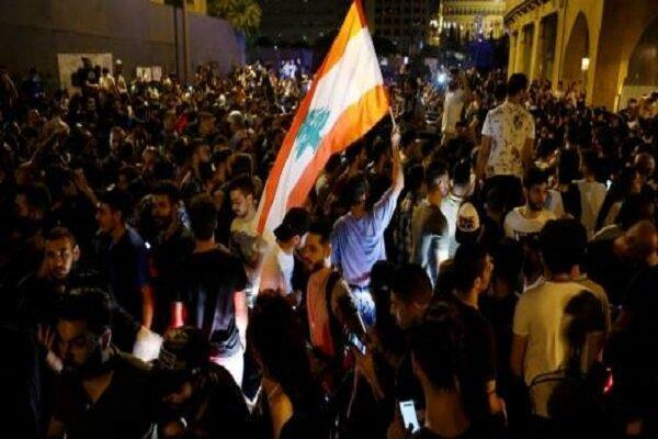 ارتش لبنان: عناصر نفوذی در میان معترضان حضور دارند
