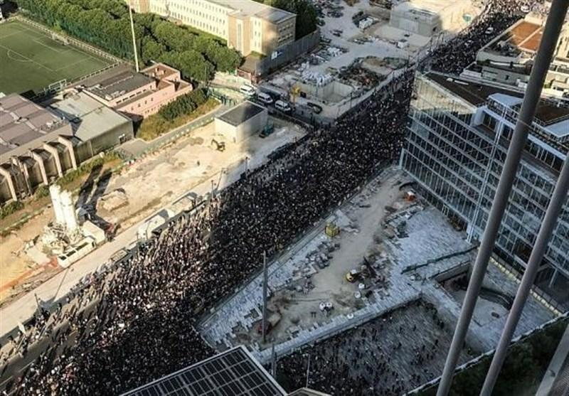 از جورج فلوید تا آدام ترائوره؛ تظاهرات علیه تبعیض نژادی از آمریکا به فرانسه رسید