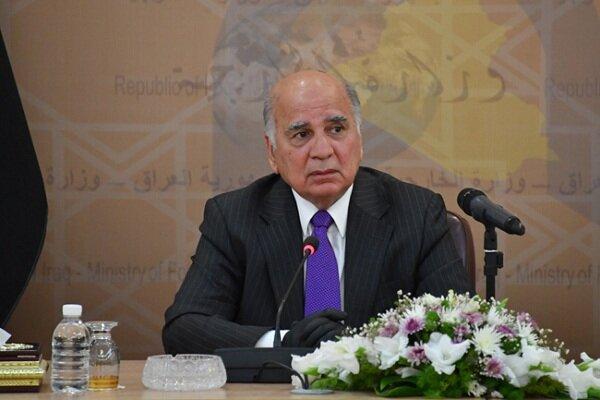 وزرای خارجه ایران و عراق مصاحبه کردند