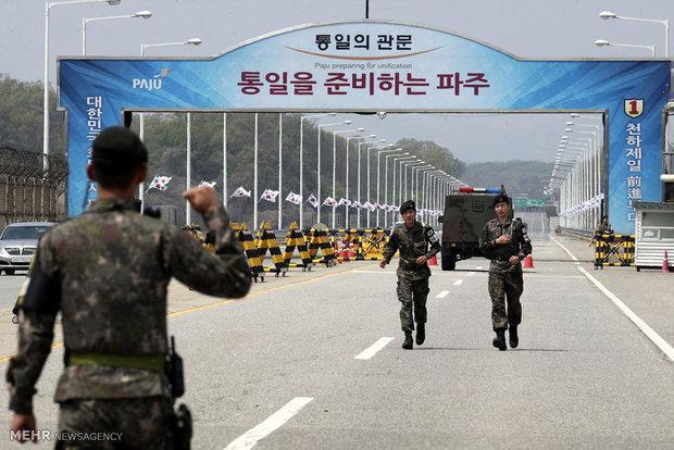 کره شمالی دفتر ارتباطات دو کشور در مرز کره جنوبی را منفجر کرد