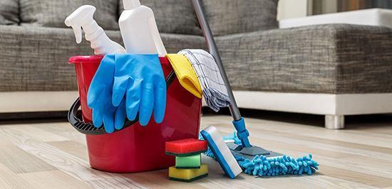 خانه تکانی را اصولی شروع کنید