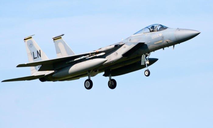 سه حادثه در شش سال ، جنازه خلبان جنگنده سقوط کرده آمریکایی پیدا شد