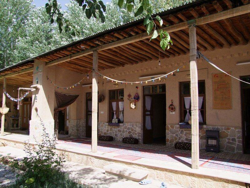 خبرنگاران اقامتگاه های بوم گردی منطقه گردشگری سردابه اردبیل توسعه می یابد