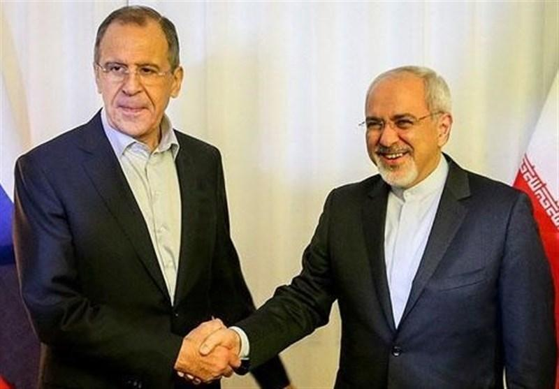 ظریف: ایران و روسیه برای مقابله با یکجانبه گرایی آمریکا مصمم هستند
