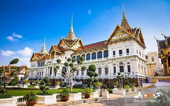 کاخ گرند پالاس؛ نماد اختصاصی بانکوک، تصاویر