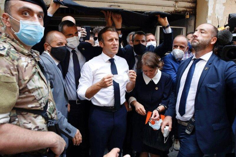 فرانسه اوضاع لبنان را از نزدیک دنبال می نماید