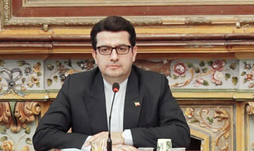 خبرنگاران سخنگوی وزارت خارجه: ایران آماده کمک به مردم لبنان است