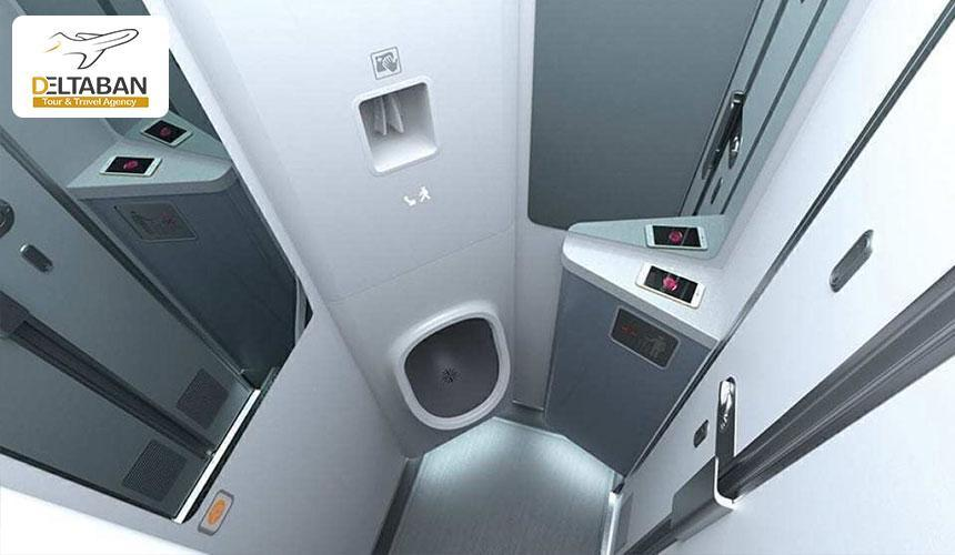 حقایقی درباره سرویس بهداشتی هواپیما