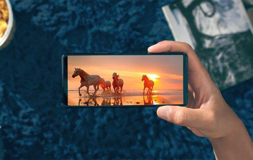 سونی اکسپریا 5 مارک 2 در یک ویدیوی تبلیغاتی دیده شد