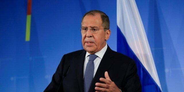 لاوروف: باید در قره باغ صلح بان مستقر گردد، با موضع ترکیه مخالفیم