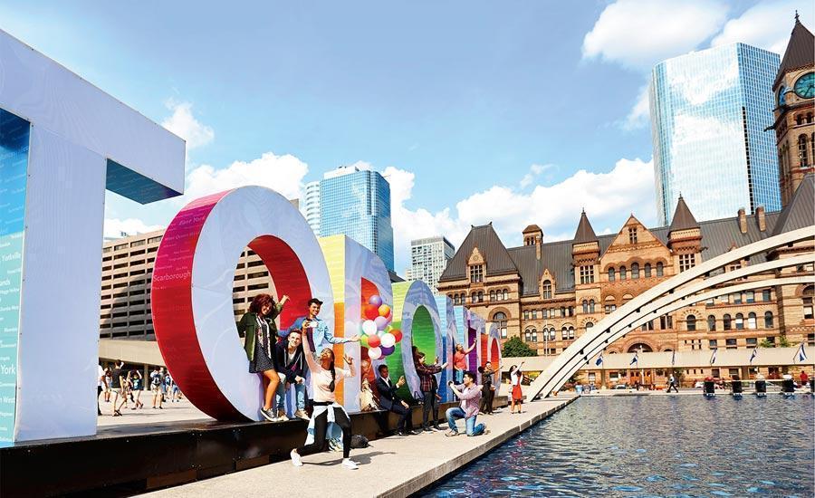 مقاله: چگونگی تغییر جمعیت تورنتو در طی 50 سال آینده