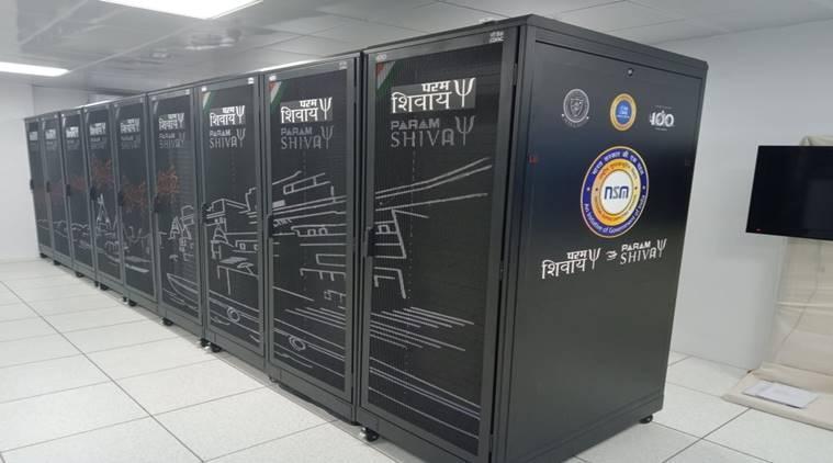 شصت و سومین ابرکامپیوتر دنیا در هندوستان