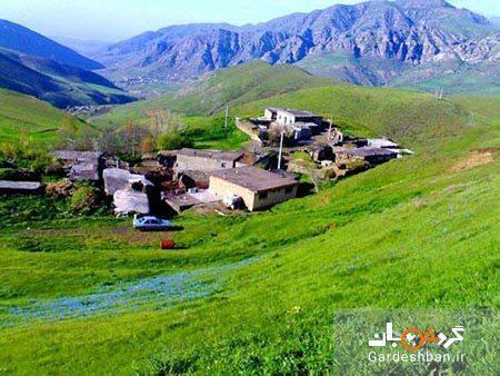 خان کندی؛زیباترین روستای اردبیل