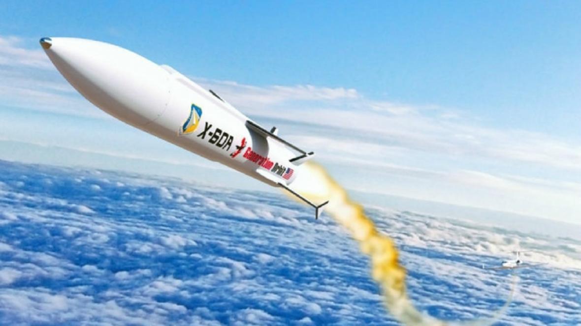 استرالیا با همکاری آمریکا موشک های مافوق صوت فراوری می نماید
