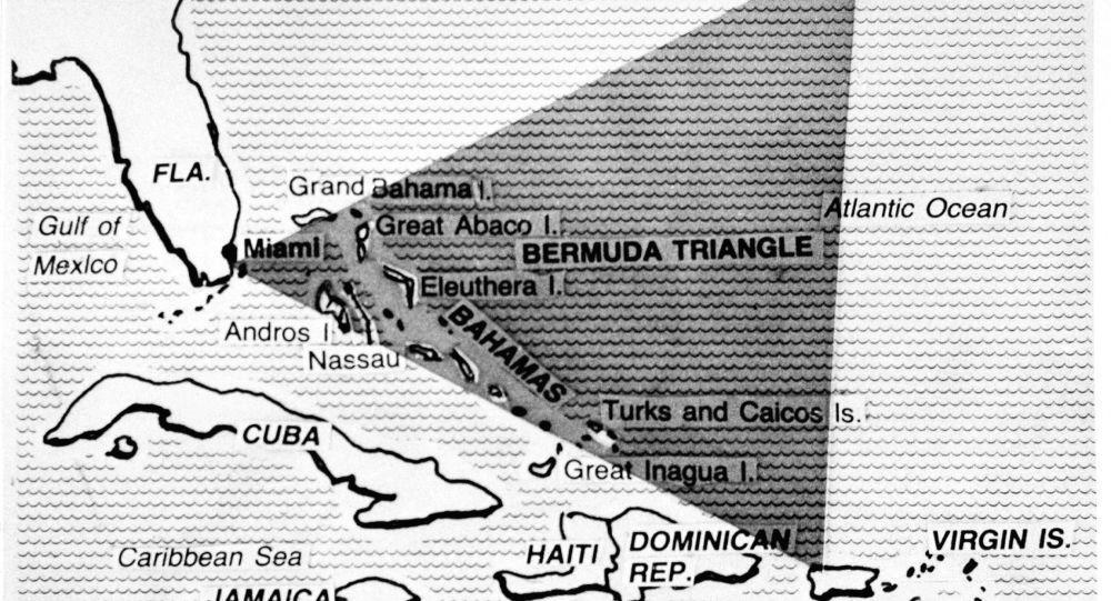 راز مثلث برمودا کشف شد