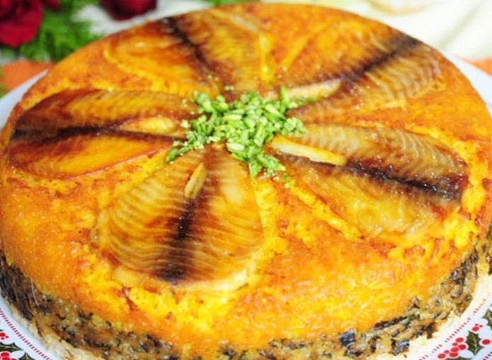 طرز تهیه ته چین ماهی فوق العاده و بی نظیر