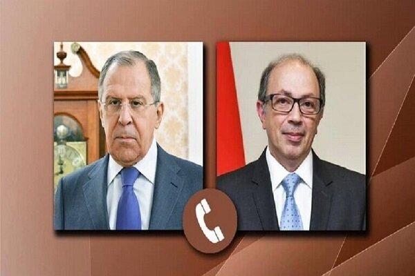 وزرای خارجه روسیه و ارمنستان درباره آتش بس قره باغ رایزنی کردند