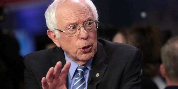 هشدار سندرز درباره لغو بیمه بیکاری 14 میلیون آمریکایی