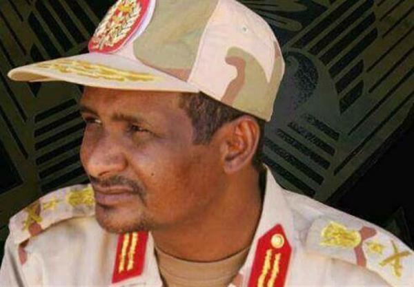 سودان، حمیدتی به قطر رفت