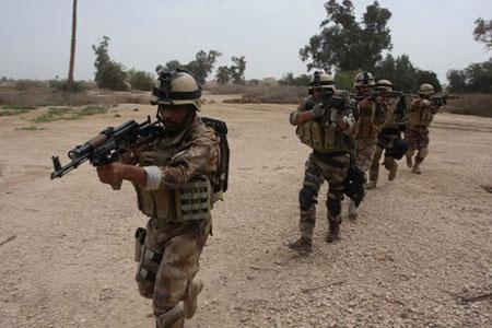 هلاکت والی داعش در فلوجه