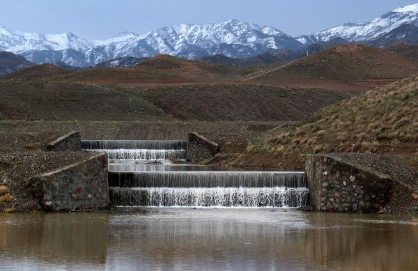 خبرنگاران افزایش طرح های منابع طبیعی و آبخیزداری در اصفهان رهاورد انقلاب