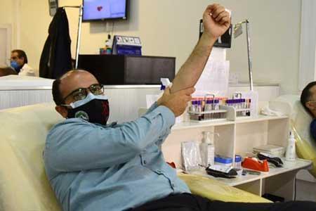 کاهش ذخائر خون مراکز درمانی استان تهران