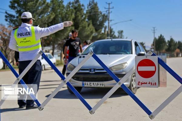 خبرنگاران ورود خودرو با پلاک خوزستان به خرم آباد ممنوع است